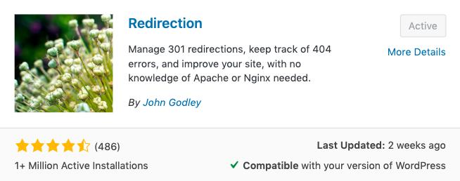 Redirection on WordPress 301,302,404的差異及對SEO的影響