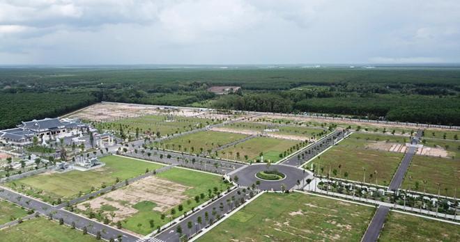 Sở hữu đất tại nghĩa trang công viên Vĩnh Hằng