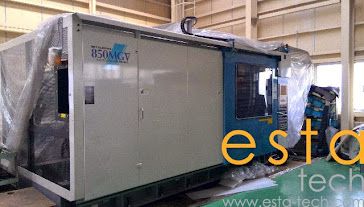 Mitsubishi 850MGV-110 (2009) Plastic Injection Moulding Machine