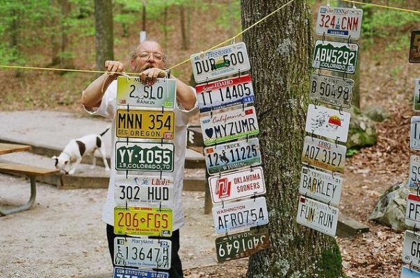 Registration for Barkley Marathon