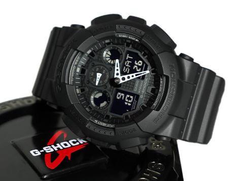 Đồng hồ casio g-shock ga-100-1a1 có gì đặc biệt?
