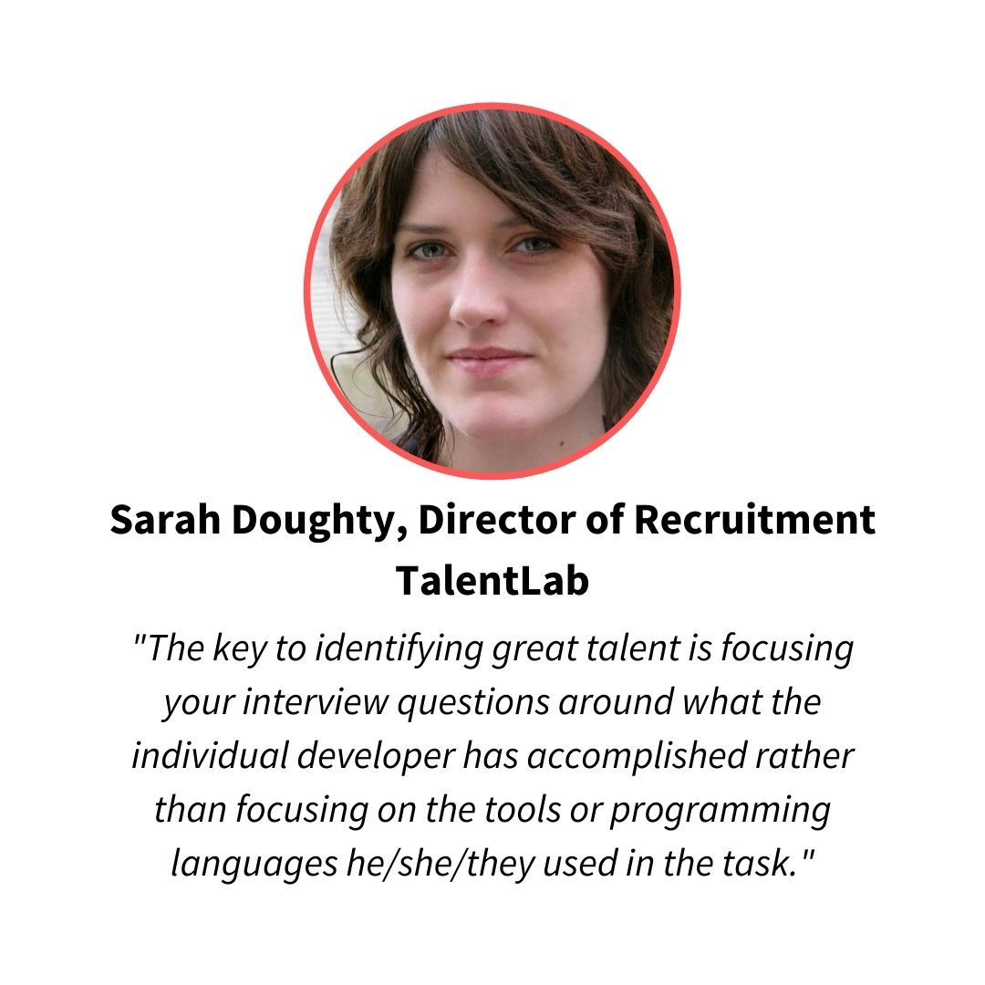sarah doughty talentlab