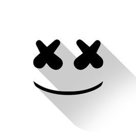 the-design-features-a-dead-smiley-face-in-monochrome
