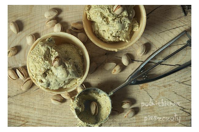 Lody pistacjowe - obłędne