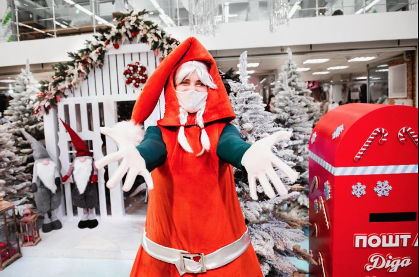 Почта Деда Мороза, «Хэппи шоп» и планета Пундыков на Дарынке, фото-1