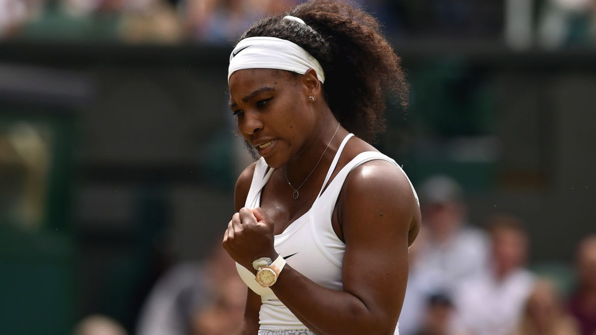 Serena Williams is a big fan of Audemars Piguet.