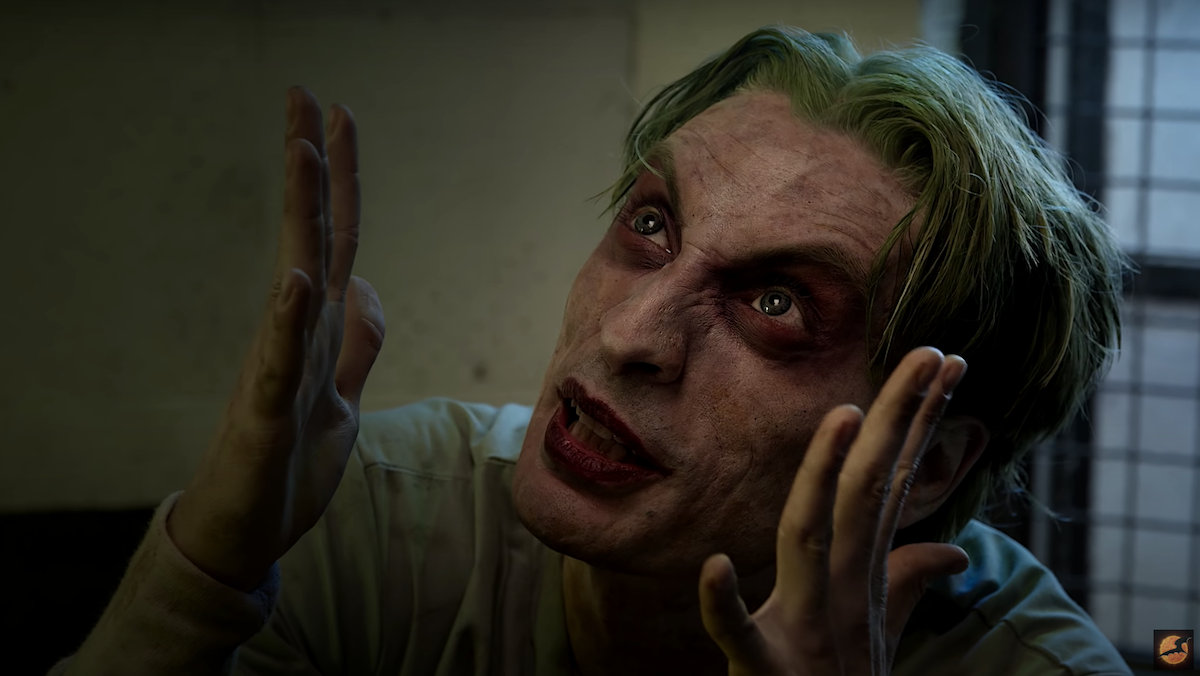 BATMAN Fan Film Enlisted Michael Madsen and Doug Jones!_2