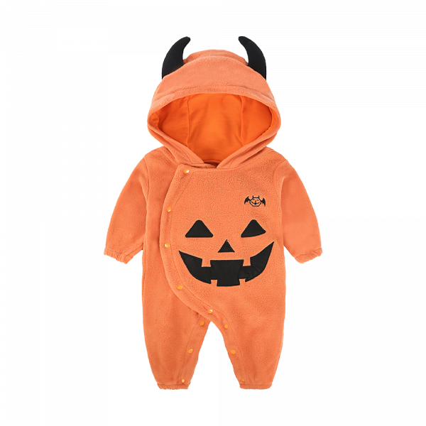 Toddler Boy  Little Pumpkin Devil Costume