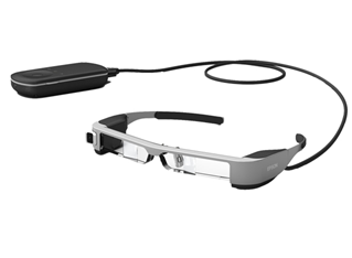E-AR Device assistant for 3D Scanning