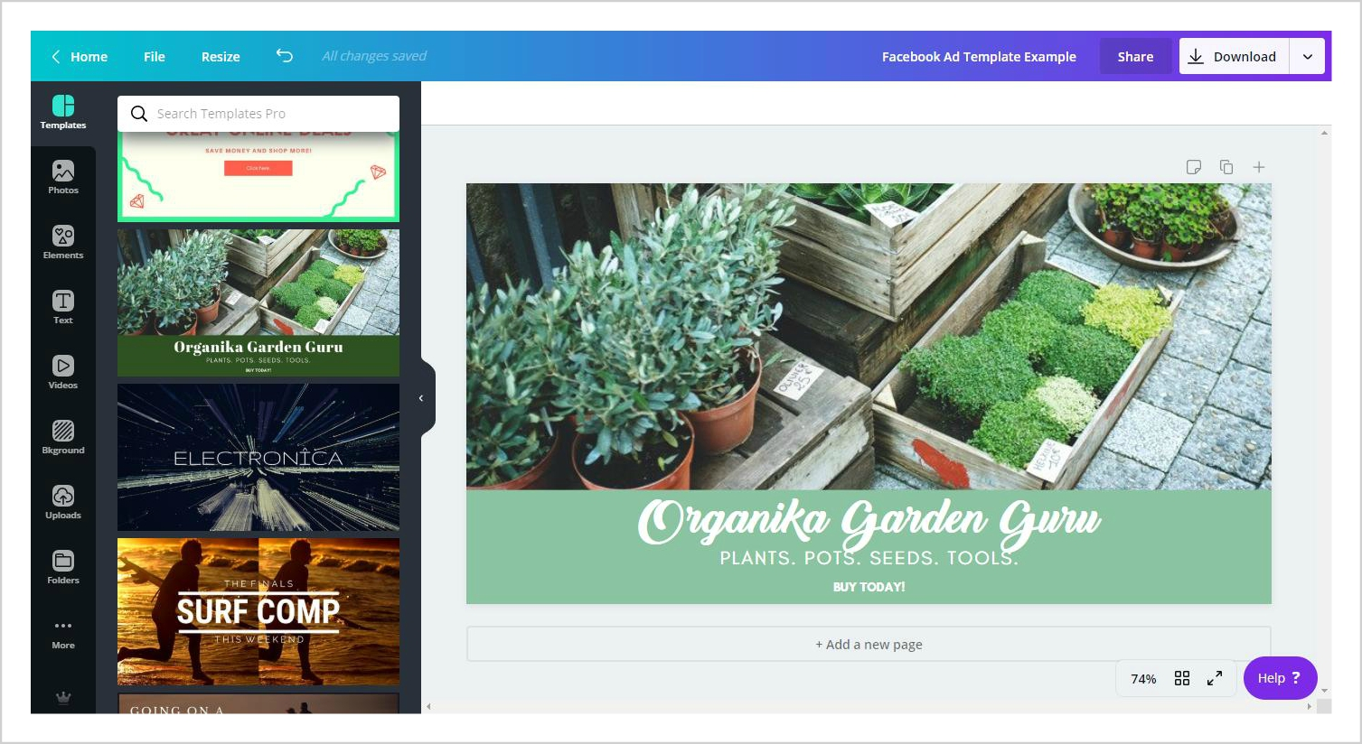 5 Essential Social Media Marketing Graphics You Can Design with Canva to GROW Your Brand! 5
