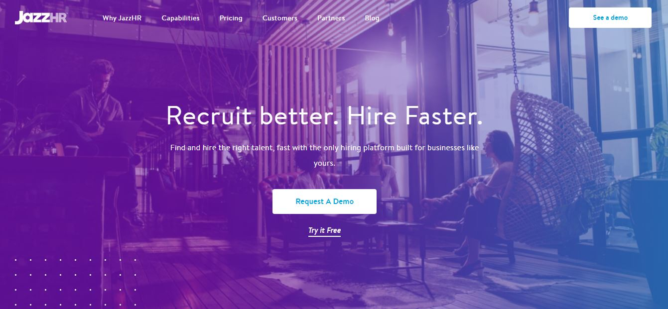 Application Tracking Software - JazzHR