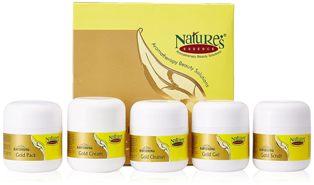 Nature's Essence Ravishing Gold Facial Kit