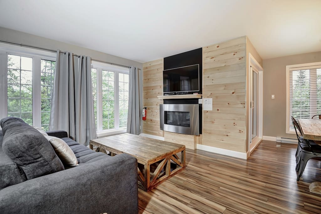 Cottages for rent for 10 people in Quebec #16