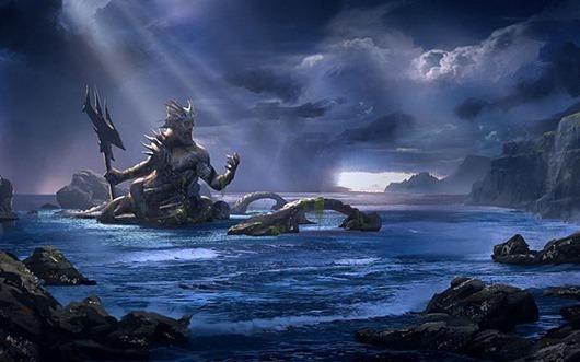 Нептун Посейдон