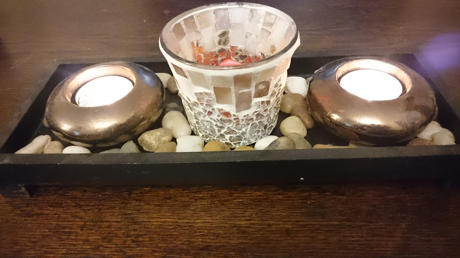 Yankee Candle votive and tealights
