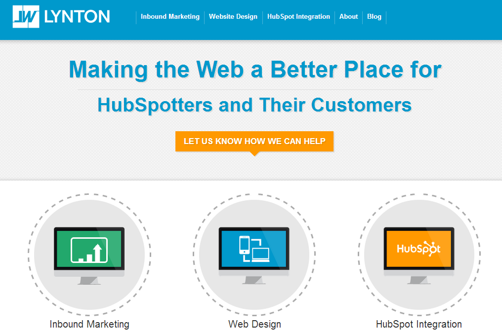 HubSpot COS Personalization Example