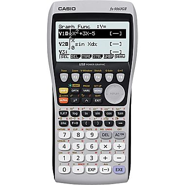 Which Graphing Calculators Can We Use in UA Math Classes