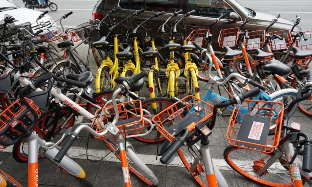 O setor de bikesharing passou por uma crise no país.
