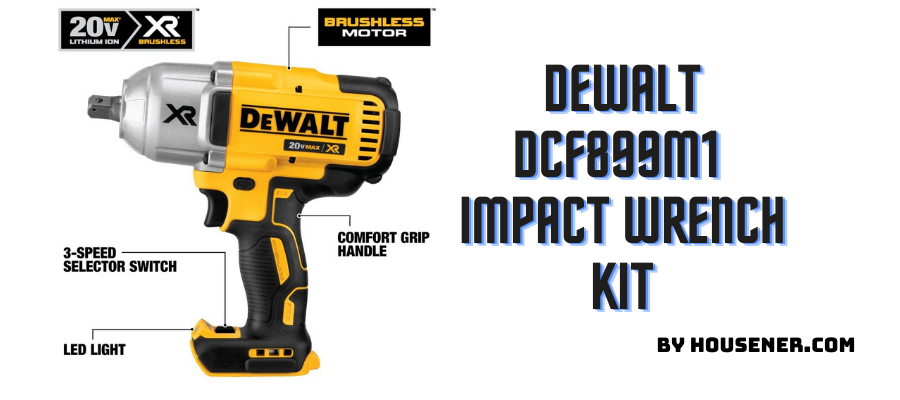 DEWALT DCF899M1 automotive drill