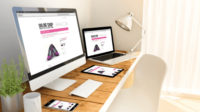 Maintaining visual hierarchy in eCommerce home page web architect club