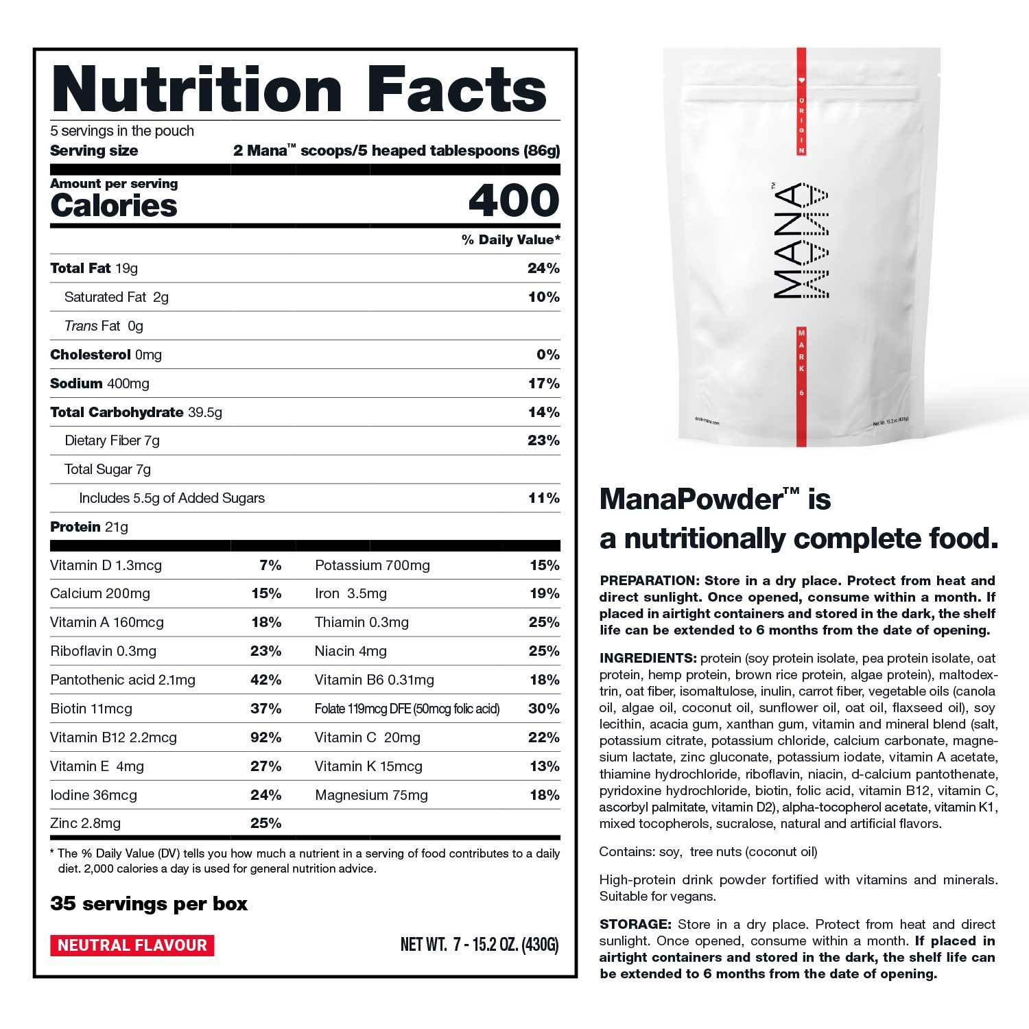 Mana Review: A New Meal Replacement Shake Competitor, Better than Soylent? 29