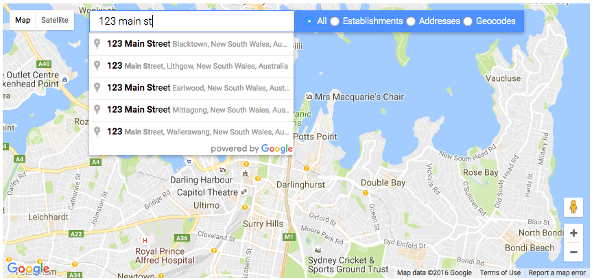 Address Geocoding in the Google Maps APIs | Google Cloud Blog on instagram address, gmail address, google aerial view of property, google home address, google web address,