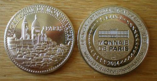 Картинки по запросу sacre coeur basilica, the pope coins