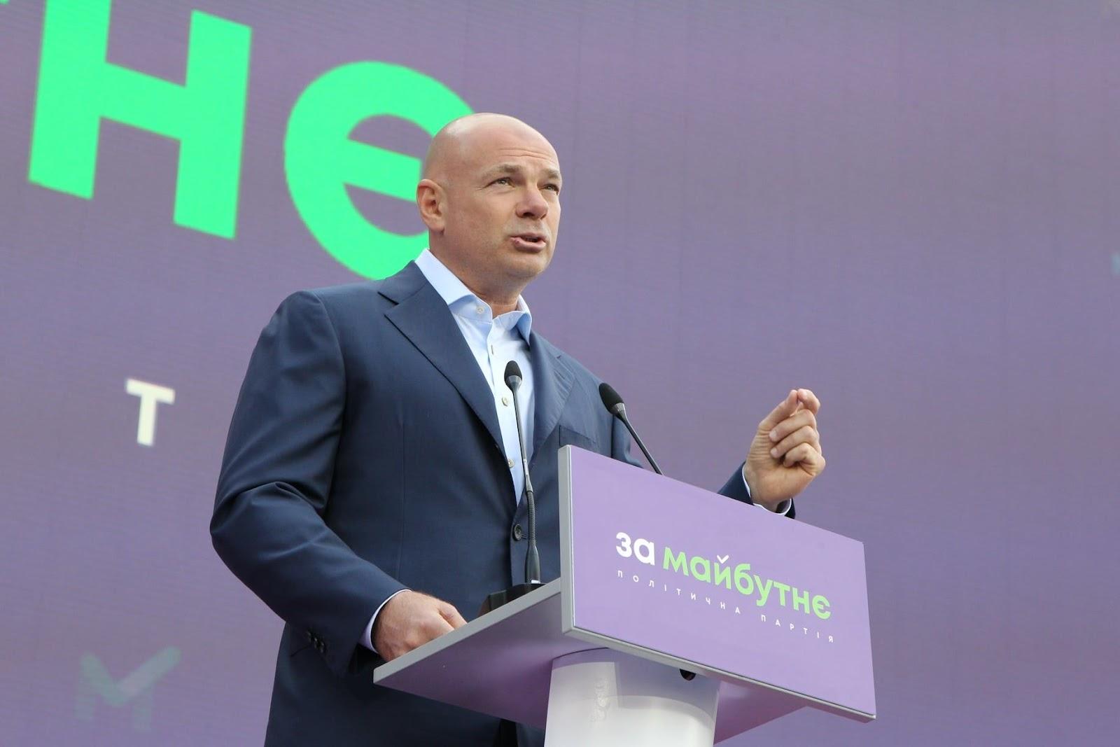 Палица - премьер-министр, или Все против Зеленского