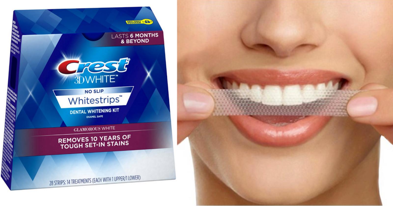 Miếng tẩy trắng răng có tác dụng làm trắng không? 1