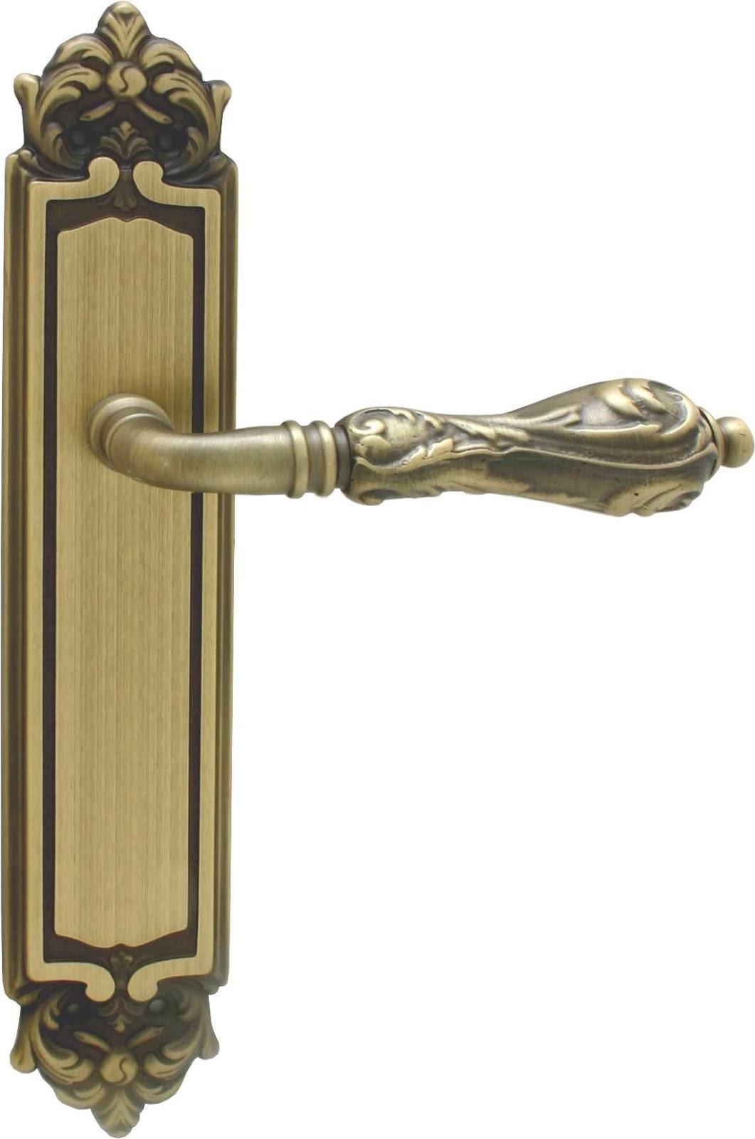 Купить дверные ручки на планке