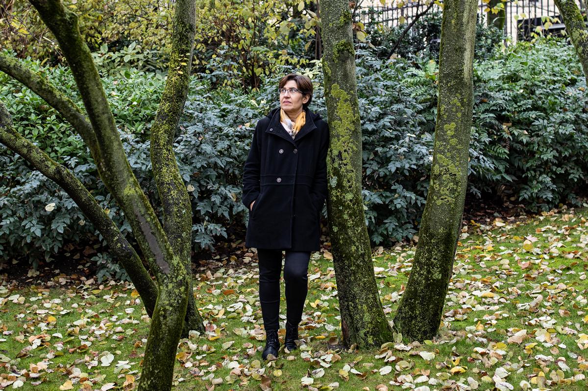 Portrait of Valérie Masson-Delmotte