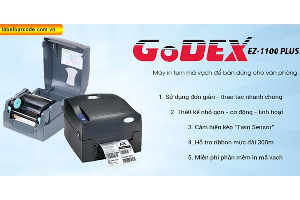 godex ez 1100 plus gia re