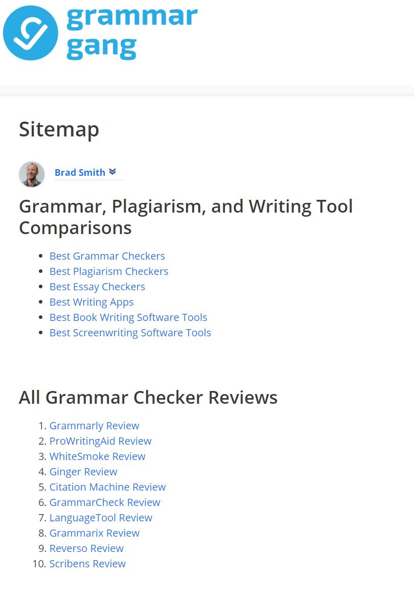 GrammarGang screenshot