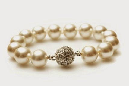 A beautiful Bracelet of pearl