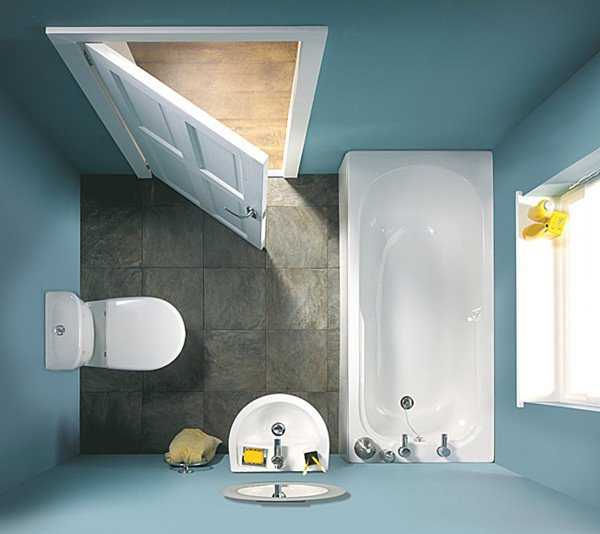 6 Elegant Bathroom Ideas For Compact Spaces: รวมไอเดีย 15 แบบห้องน้ำขนาดเล็ก-กลาง สำหรับทุกบ้าน