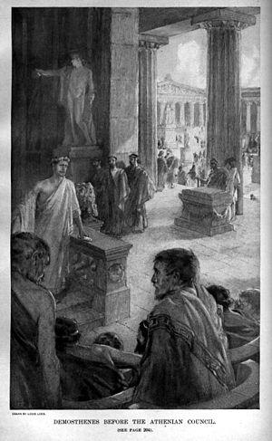 Resultado de imagen para polis griega ekklesia