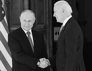 Западные СМИ: Путин троллил Америку и уехал из Женевы с победой