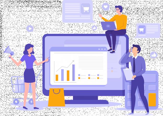Dịch vụ Marketing tổng thể giúp doanh nghiệp tiếp cận khách hàng hiệu quả
