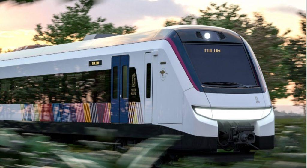 tren estandar, tren maya
