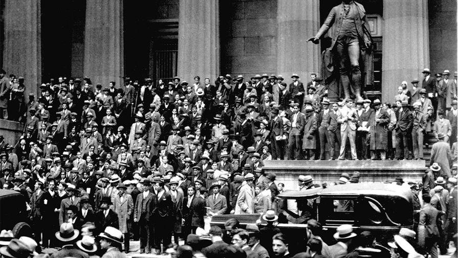 Худший день в истории Wall Street