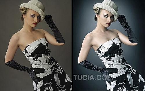 Glamour/Fashion Retouching by Tucia