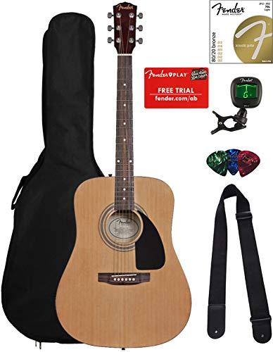 Fender FA-100 Dreadnought Acoustic Guitar