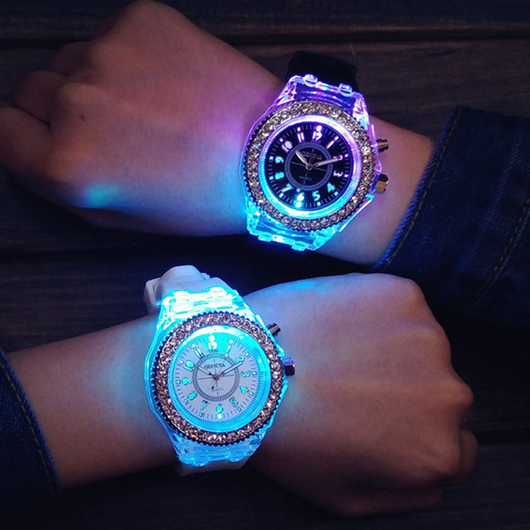 Luminescent Luxury Watch For Women