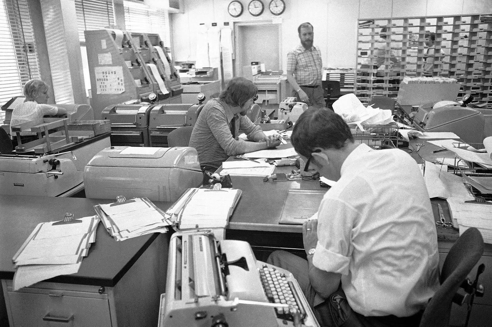НА ПУЛЬСЕ МИРА: Новостная редакция Свободной Европы, 1971 год