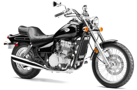 segunda melhor moto estradeira para quem pretende andar na cidade e na estrada