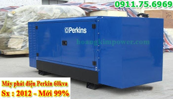 máy phát điện perkin 60kva