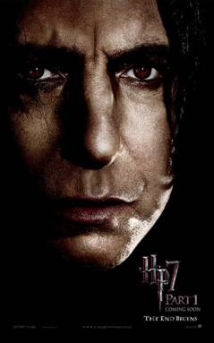 Serverus Snape - Harry Potter And The Deathly Hallows Part 1 - Digital Spy