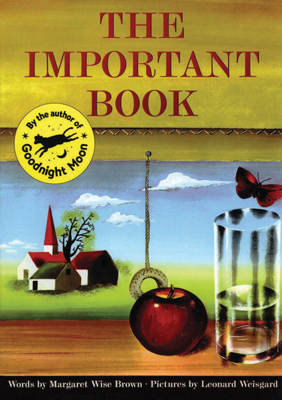 Image result for the important book