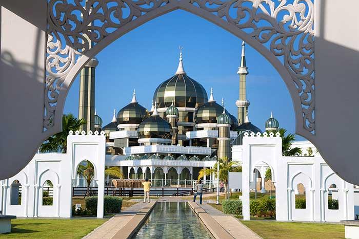 مساجد مالزی