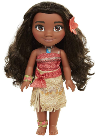 12. Disney Moana Adventure Doll